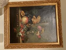 fine quality antique art, not anything new!!