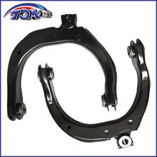 New Pair Of Front Upper Control Arms W/ Bushings For Buick Chevy Gmc Olds Saab