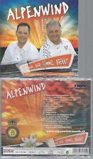 CD--ALPENWIND--WENN DER HIMMEL BRENNT -INKL. I SING A LIAD FÜR DI