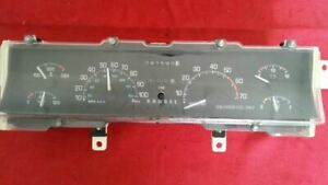 Speedometer Excluding Ultra With Gauges Cluster Fits 91-92 PARK AVENUE 397