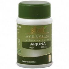 10X Sri Sri Ayurveda Arjuna Tablet For Heart Care 60 Tablets