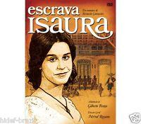 DVD Escrava Isaura Box Set [ Lucelia Santos ] [ Slave Isaura ] [ Region ALL ]