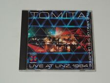 Tomita - The Mind of the Universe Live at Linz 1984 1st Pressing Japan RCA