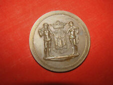 "médaille bronze ""Brabo - Anvers"" 14-11-1963"