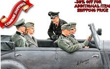 """Master Box 3570 """"What are you doing today?"""" WWII German Military Men, kit 1/35"""