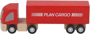 Plan Toys City Cargo Truck