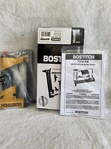 Bostitch Industrial Fine Wire Stapler TU-216-SJK Series Tacker New In Box