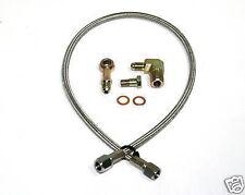 Turbo Oil Feed Line Kit DSM 2G Eclipse Garrett T25 T28