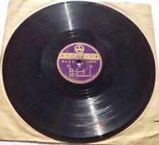 78 RPM  NORTH KOREA - FOLK MUSIC - KOREAN GRAMOPHONE RECORDS 40095