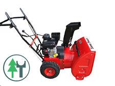 Schneefräse Snowpower 656 Handstart mit Radantrieb 6,5PS Benzinmotor
