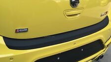 Fit For MG MG3 MG 3 2015-2016 Matte Black Rear Bumper Cover Trim