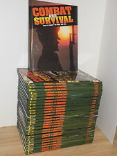 Lot of 28 Combat and Survival Books What it takes to Fight and Win