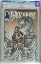 WITCHBLADE #7 CGC 9.2WP. 1996. Image/Top Cow. HOT Michael Turner Cover.