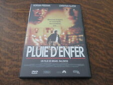 dvd pluie d'enfer un film de mikael salomon avec morgan freeman & christian slat
