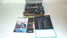 Mini Convertible owners manual / handbook / wallet 01 -06  FAST POSTAGE