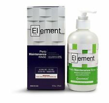 ELEMENT 0.63% Stannous Fluoride Antimicrobial Rinse Mouthwash MINT Like PERIOMED