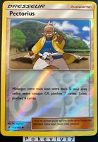 Carte Pokemon PECTORIUS 126/145 REVERSE Soleil et Lune 2 SL2 FR NEUF