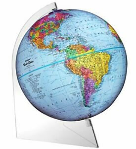 Replogle Panorama Desktop Globe, Blue