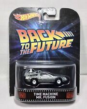 Hot Wheels Back To The Future Time Machine Mr. Fusion 1/64 Diecast Car
