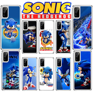 Sonic the Hedgehog Case For Galaxy A10 A40 S10 S20 A41 A51 A80 A20e