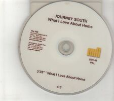 (GT630) Journey South, What I Love About Home - DJ DVD