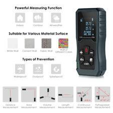 JP40 Multipurpose Handheld Rangefinder Laser Distance Meter LCDBacklit 0.05m-40M