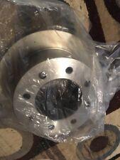 For Chevy Silverado GMC Sierra 3500 HD DRW 2011-17 Rear Brake Rotor