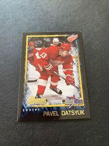 2001-02 Bowman YoungStars Pavel Datsyuk SP RC 🔥🔥🔥