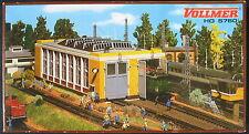 VOLLMER 5760 - Ellok-Schuppen 2-ständig - Spur H0 - Eisenbahn Modellbausatz -Kit