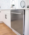 Zline 24 in. Top Control Dishwasher 120-Volt with Stainless Steel Tub EX photo