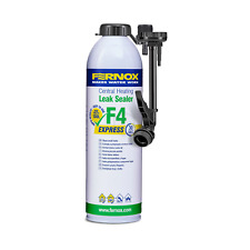 Fernox Express F4 Central Heating Leak Sealer 400ml Brand New