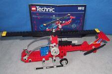 LEGO Technic 8812 Hubschrauber Helikopter Aero Hawk Flugzeug BA Bauanleitung