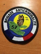 PATCH POLICE FRANCE  BAC 57 SWAT