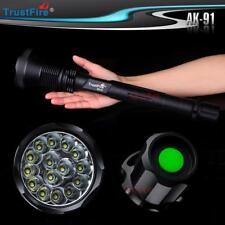 TrustFire AK-91 CREE XM-L 15T6 LED 5 Modes Hunting Camping Flashlight Torch Lamp