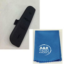 New USB / AV OUT/ HDMI/ MIC Rubber Cover for Canon EOS 60D Digital Camera