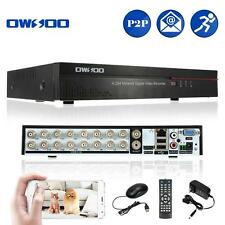 OWSOO 16CH Full CIF H.264 P2P Network DVR for CCTV Camera Motion Detection M9B4