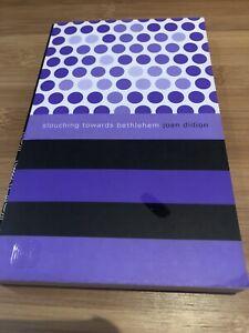 Slouching Towards Bethlehem by Joan Didion Paperback