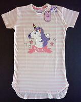 Einhorn Damen Nachthemd Schlafshirt Bigshirt Sleepshirt Unicorn S-M-L-XL Primark