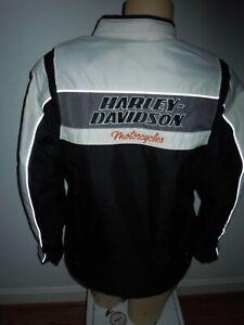 Ladies Fennimore Riding Jacket 98287-19VW White/Black size XL Switchback