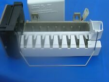Icemaker unit Genuine OEM Whirlpool #106.626661 + cover, WH, arm and support