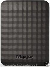 Maxtor by Seagate Portable Hard Drive - 500GB - GorillaSpoke, Free P&P Worldwide