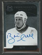 2011-12 The Cup Enshrinements Brett Hull 49/50 Auto