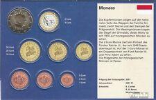 monaco MON 9 2012 brillant universel (BU) 2012 monnaie en cours legal 2 euro