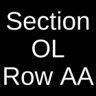 2 Tickets Kenny G 5/20/22 Asheville, NC