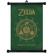 sp212374 The Legend Of Zelda Home Décor Wall Scroll Poster 21 x 30cm