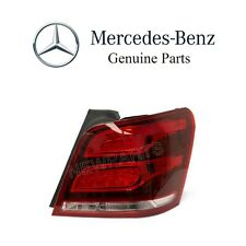 For Mercedes W204 GLK250 GLK350 13-15 Passenger Right Taillight Assembly Genuine