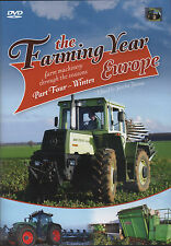 DVD: THE FARMING YEAR EUROPE: Farm Machinery Through The Seasons Part 4 Winter