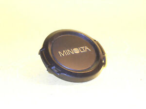Minolta Original Front Lens Cap LF-1049 (49mm) in extremely good condition!