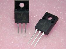 GT30F122 / 30F122 / TRANSISTOR / TO220F / 2 PIECES  (qzty)