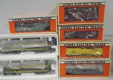 L#1 O Gauge Lionel Nickel Plate Road Set AA Engines & 5 Cars